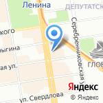 Remeslo на карте Новосибирска