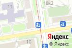 Схема проезда до компании Дёнер Кебаб в Новосибирске