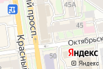 Схема проезда до компании Общественная приемная депутата Сулейманова Р.И. в Новосибирске