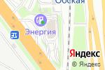 Схема проезда до компании СЖС Восток Лимитед в Новосибирске