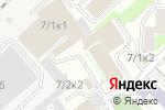 Схема проезда до компании Люкс в Новосибирске