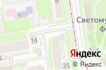 Схема проезда до компании Колокольчик в Новосибирске