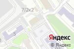 Схема проезда до компании ДИС в Новосибирске