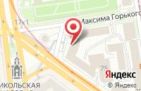 Схема проезда до компании Ридпресс в Новосибирске