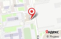 Схема проезда до компании АгроПрофиль-плюс в Новосибирске