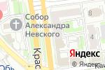 Схема проезда до компании Инской, ЗАО в Новосибирске