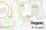 Схема проезда до компании СЕЛЛ-Сервис в Новосибирске