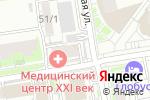 Схема проезда до компании Виндзор-Новосибирск в Новосибирске