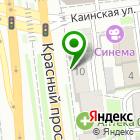 Местоположение компании ВПО ПИРАНТ