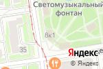 Схема проезда до компании Трдельник в Новосибирске