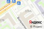 Схема проезда до компании Иван Фёдоров в Новосибирске