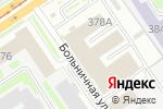 Схема проезда до компании Сибириада в Новосибирске