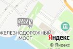 Схема проезда до компании Интер в Новосибирске