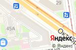 Схема проезда до компании Mexico в Новосибирске