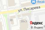 Схема проезда до компании СтанРегион в Новосибирске