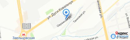 Банкомат КБ Пойдём! на карте Новосибирска