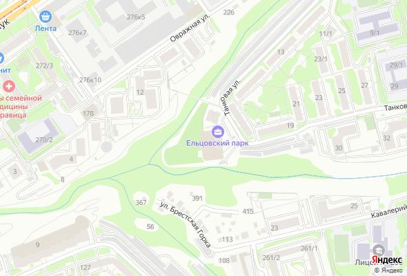 купить квартиру в ЖК Ельцовский парк