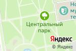 Схема проезда до компании CoffeeGo в Новосибирске