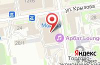 Схема проезда до компании Девять Линий - Новосибирск в Новосибирске