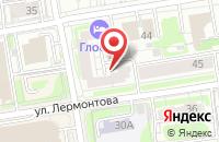 Схема проезда до компании Стройка.Ру в Новосибирске