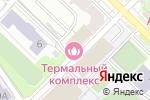 Схема проезда до компании Чашка Кофе в Новосибирске