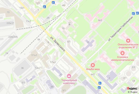 ЖК Залесский