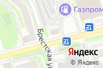 Схема проезда до компании Кропоткинский в Новосибирске