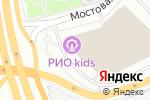 Схема проезда до компании Салон упаковки подарков и праздничного оформления в Новосибирске