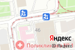 Схема проезда до компании i`way в Новосибирске
