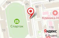 Схема проезда до компании Издательский Дом «Гладиатор» в Новосибирске