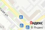 Схема проезда до компании А-лекс в Новосибирске