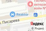 Схема проезда до компании Магазин фасовочной продукции в Новосибирске