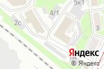 Схема проезда до компании ВИВА в Новосибирске
