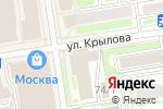 Схема проезда до компании Березовгеология в Новосибирске