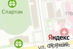 Схема проезда до компании СТЕЛЛА-АРТ в Новосибирске