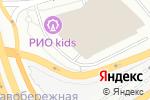 Схема проезда до компании SPA Авто в Новосибирске