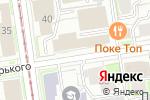 Схема проезда до компании Транспортные Технологии Сибири в Новосибирске