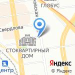 Наил ЛАБ на карте Новосибирска