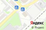 Схема проезда до компании Грузовоз Про в Новосибирске