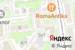 Схема проезда до компании Skopin в Новосибирске