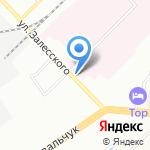 BonApe на карте Новосибирска
