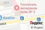 Схема проезда до компании Сибподводстрой в Новосибирске
