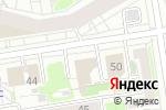 Схема проезда до компании АРТ-Проект в Новосибирске