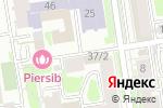 Схема проезда до компании NP в Новосибирске