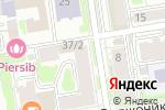 Схема проезда до компании ПроСервис в Новосибирске