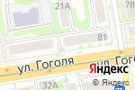 Схема проезда до компании Сеть магазинов товаров для военных в Новосибирске