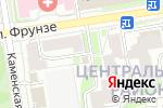 Схема проезда до компании Баумикс в Новосибирске