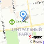 Элементарно! на карте Новосибирска