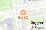 Схема проезда до компании Flowers and coffee в Новосибирске