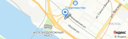 РЕМБЫТТЕРМО на карте Новосибирска